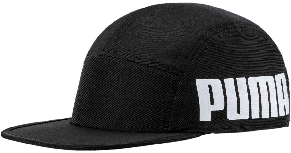 9e1e9dbf1f8 Lyst - PUMA X Gunner Stahl Five Panel Hat in Black for Men
