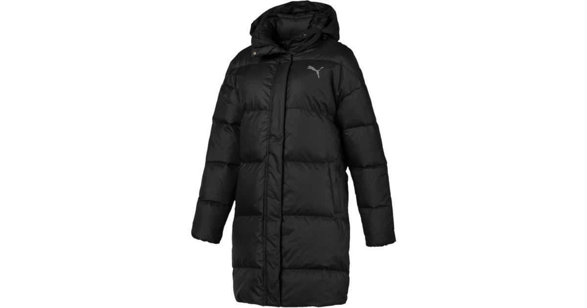 3aa5640afdc6 Lyst - PUMA 450 Down Hd Jacket in Black