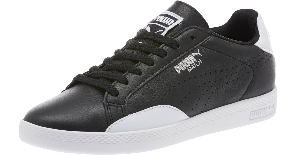 6cec225b2f3 Lyst - Puma Match Women s Sneakers in Black