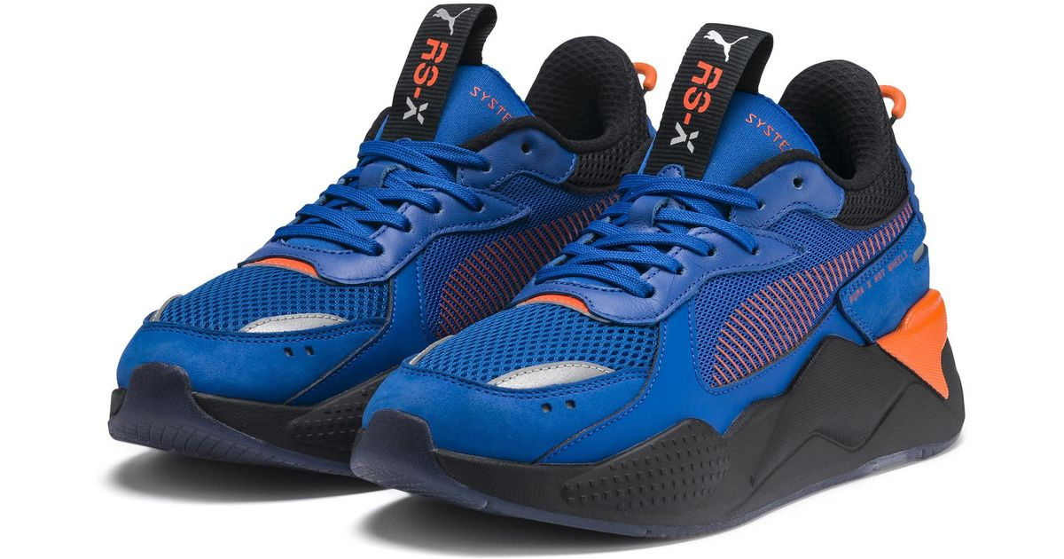Lyst - PUMA X Hot Wheels Rs-x Toys in Blue for Men 75d551725