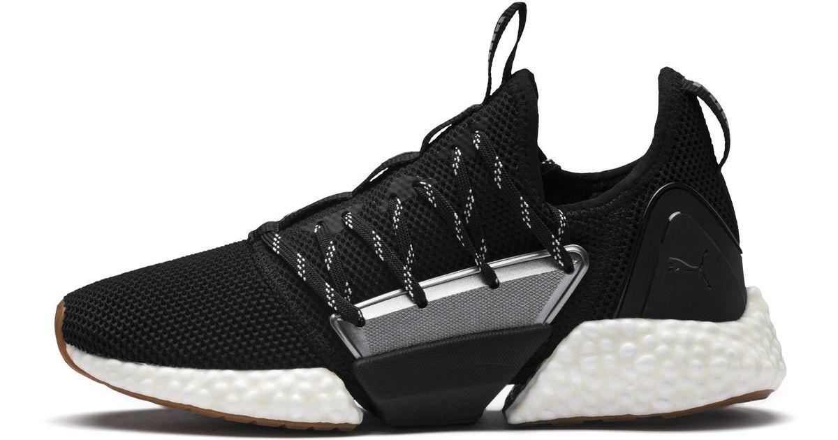 3cbfd0d2d74 Lyst - PUMA Hybrid Rocket Luxe Women s Running Shoes in Black