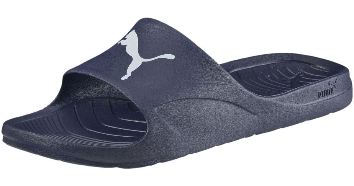 0b8a79d8ad8 Lyst - PUMA Divecat Men s Sandals in Blue for Men