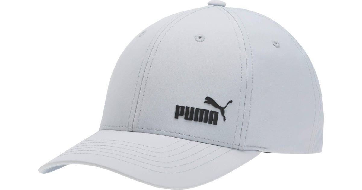 Lyst - PUMA Force Flexfit Hat in Gray for Men 8c31ebb95b3