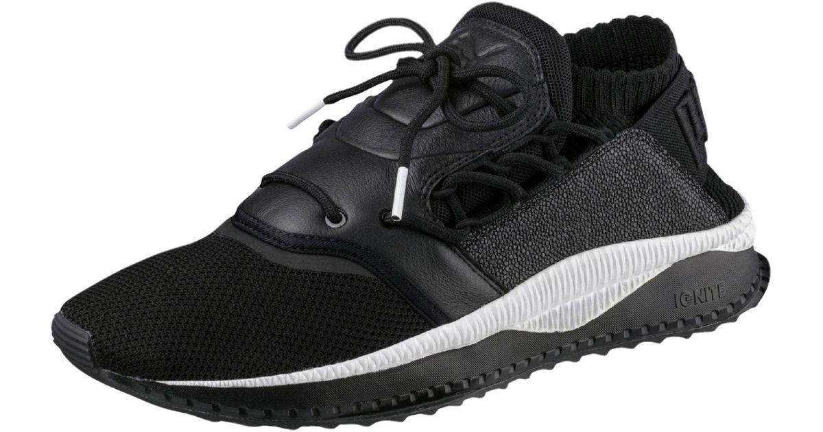 4830f93c4db3 Lyst - PUMA Tsugi Shinsei Caviar Men s Training Shoes in Black for Men
