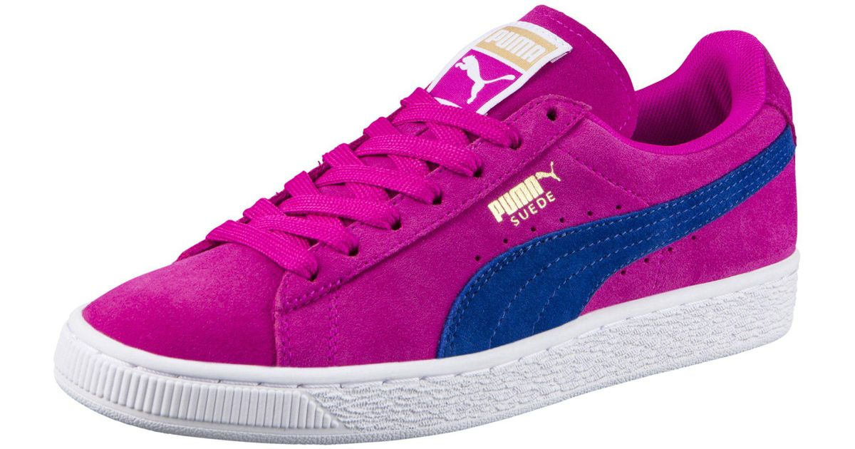 98dded24f510 Lyst - PUMA Suede Classic Women s Sneakers