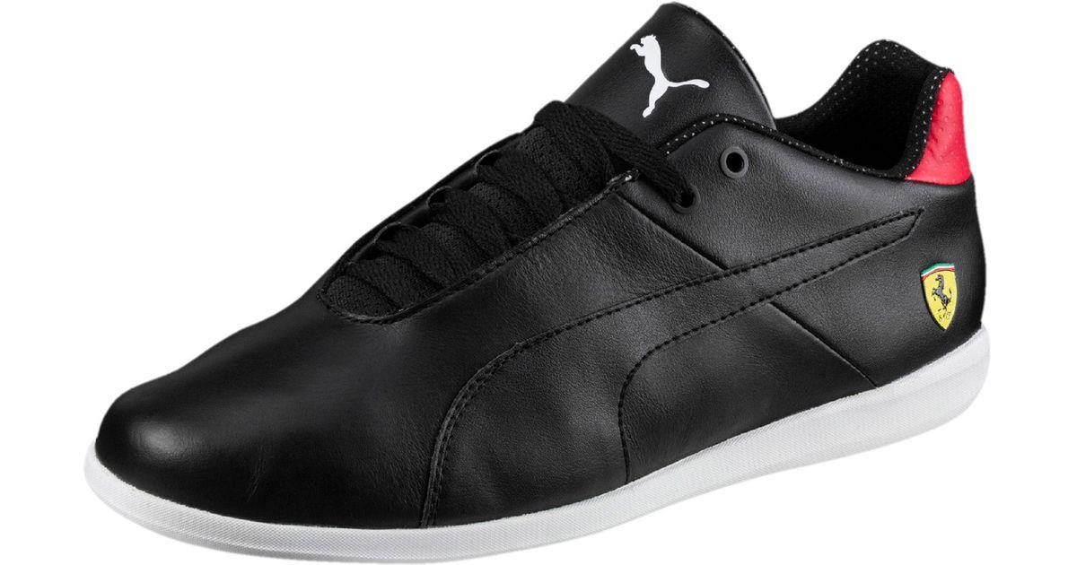 fe15af26ac5c Lyst - Puma Ferrari Future Cat Shoes in Black for Men