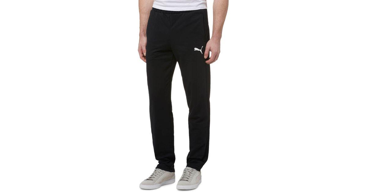 e77723685a18 Lyst - PUMA Stretch Lite Pants in Black for Men