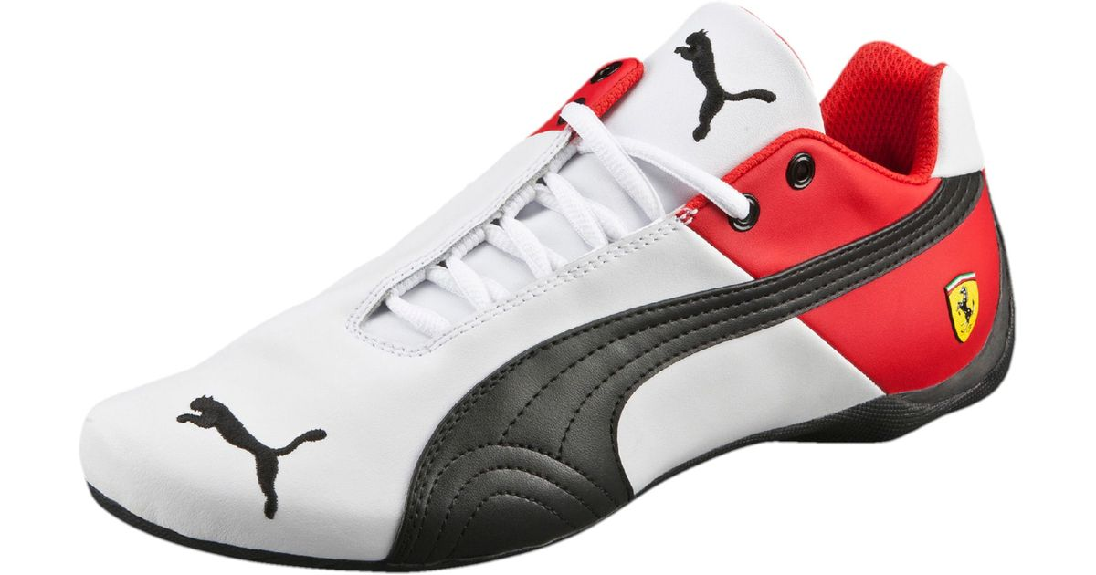 Lyst - PUMA Ferrari Future Cat Og Men s Shoes in Black for Men c39db7740