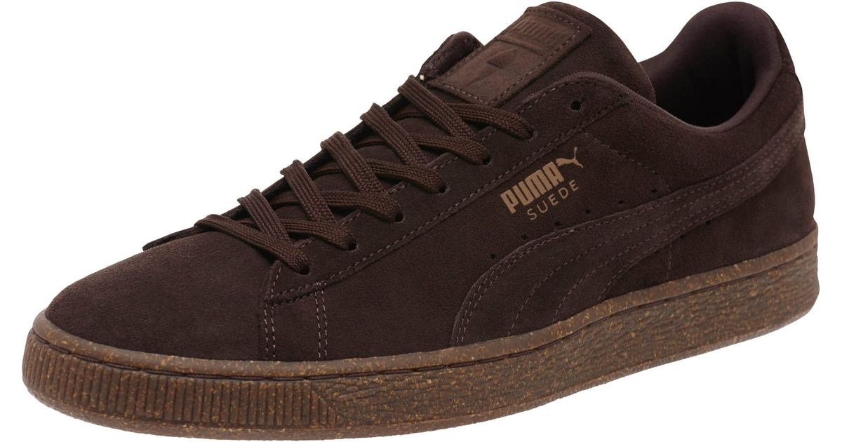 check out b06aa d00d7 puma suede brown - sochim.com