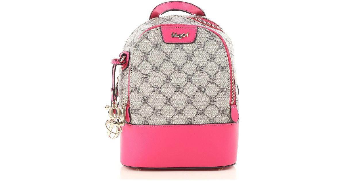 hot sales website for discount exclusive deals Blugirl Blumarine - Multicolor Backpack For Women On Sale - Lyst