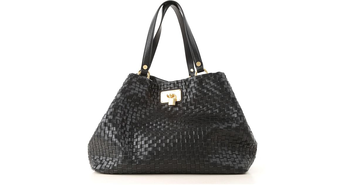 ce410ce53999 Lyst - Guess Tote Bag On Sale in Black