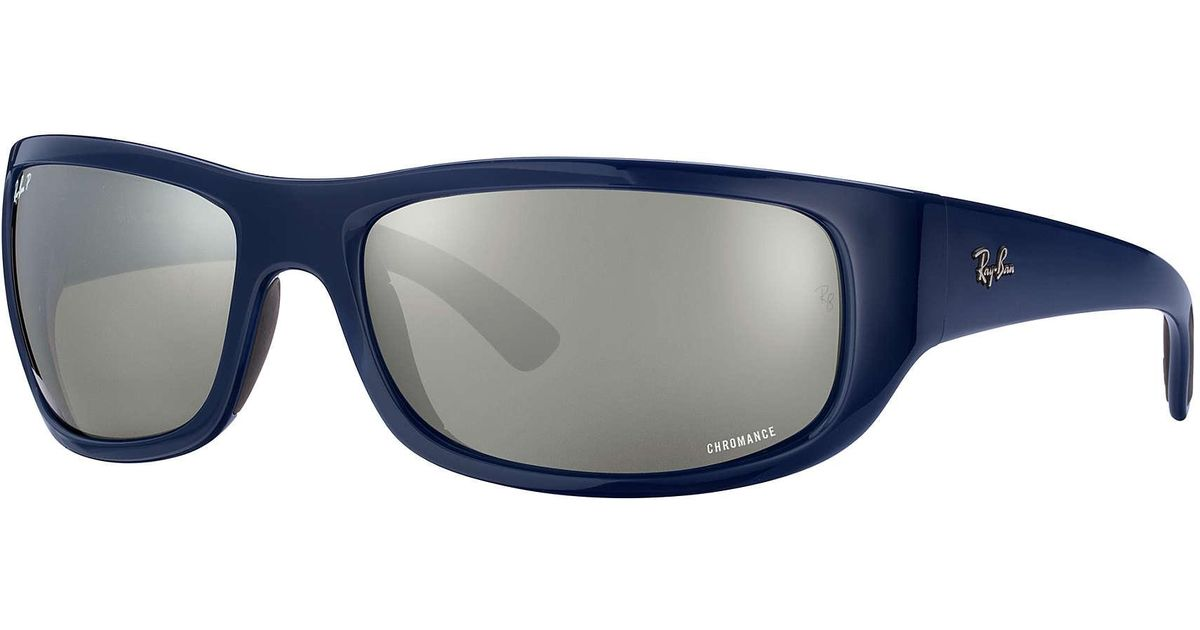 6869745b43 Ray-Ban Rb4283 Chromance in Blue for Men - Lyst
