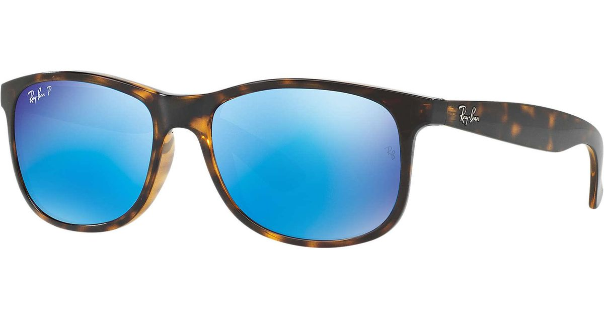 deeb4112b91 Ray-Ban - Blue Andy for Men - Lyst