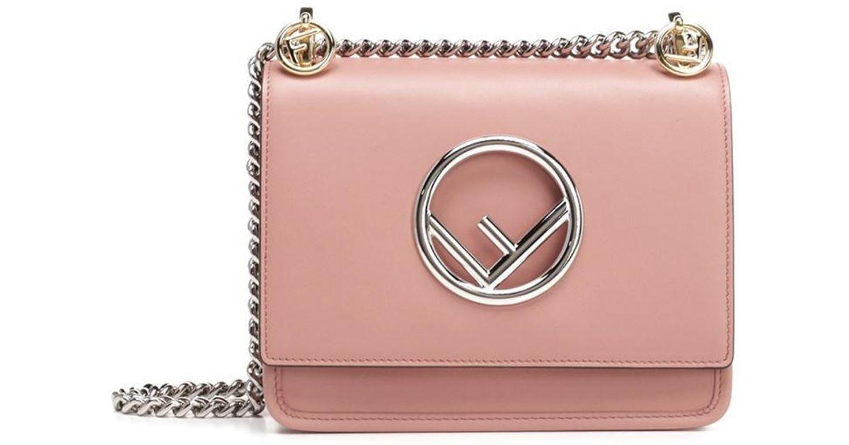 ec7d3d170931 Lyst - Fendi Bags Fw18 Pink