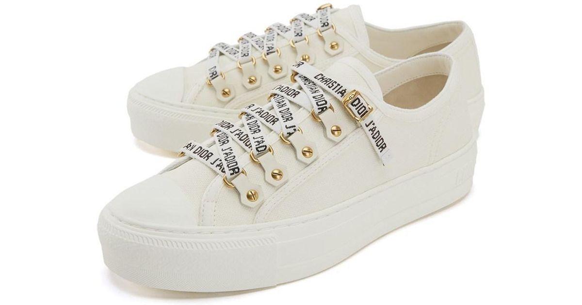 f6c313ec82 Lyst - Dior Christian Sneakers