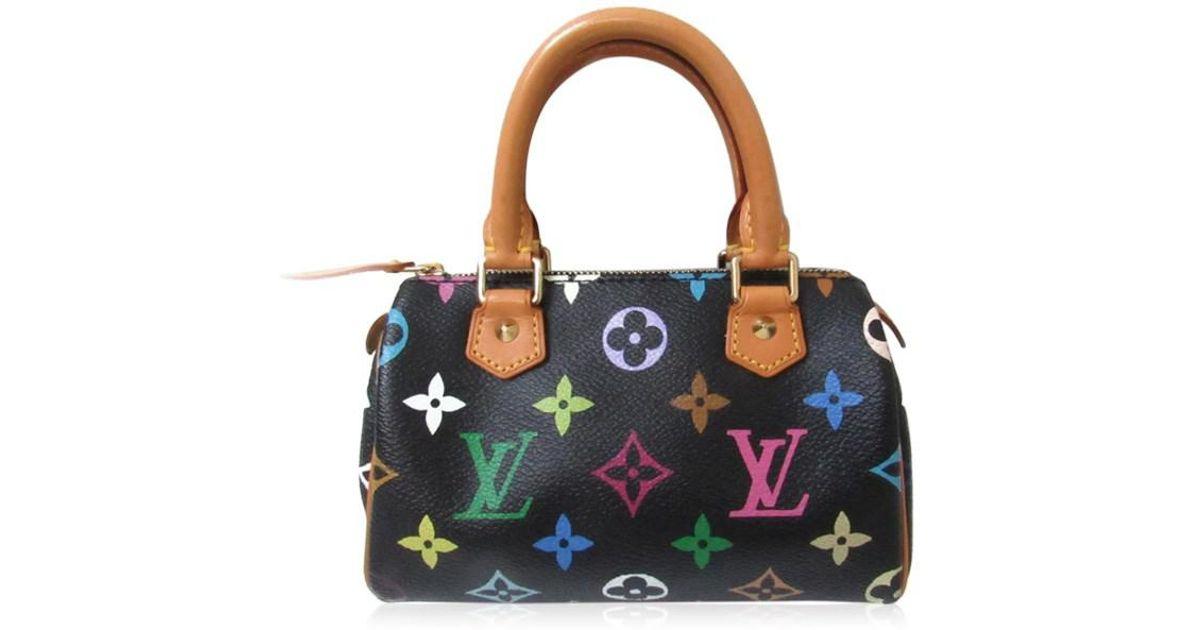 b491b834dd81 Louis Vuitton Multicolor Monogram Handbag - Handbag Photos ...