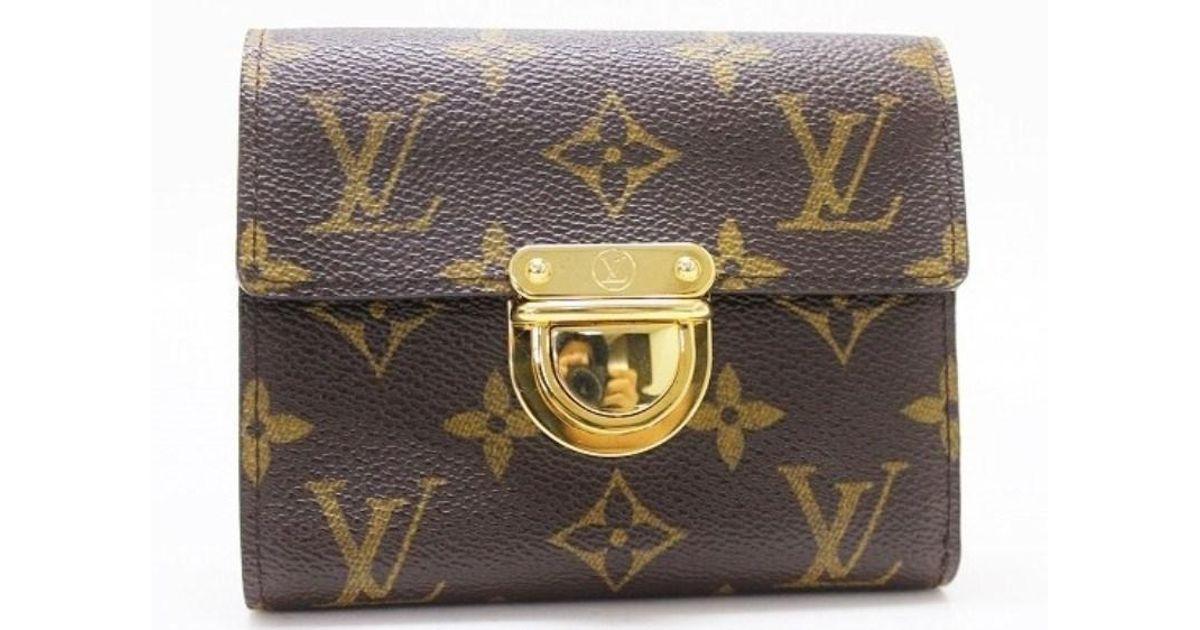 da2963507db Lyst - Louis Vuitton Authentic Monogram