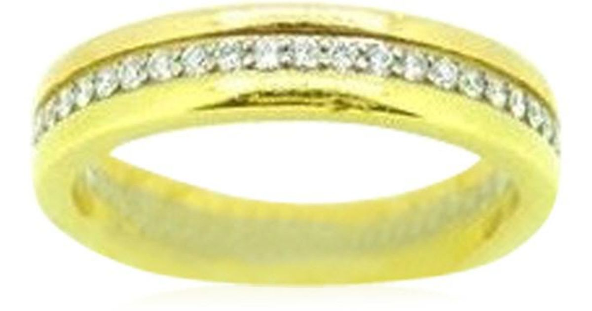 Lyst Cartier Authentic D Amour Wedding Band Diamond Ring Size 4