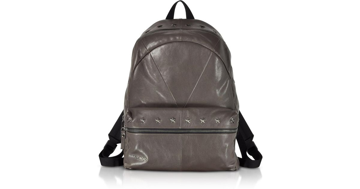 Pay With Visa Cheap Online View Sale Online Reed star stud backpack - Black Jimmy Choo London Largest Supplier Cheap Price spKjpc