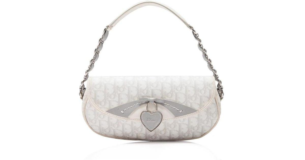 fa7a147a7 Lyst - Dior Pre-owned Christian Shoulder Bag