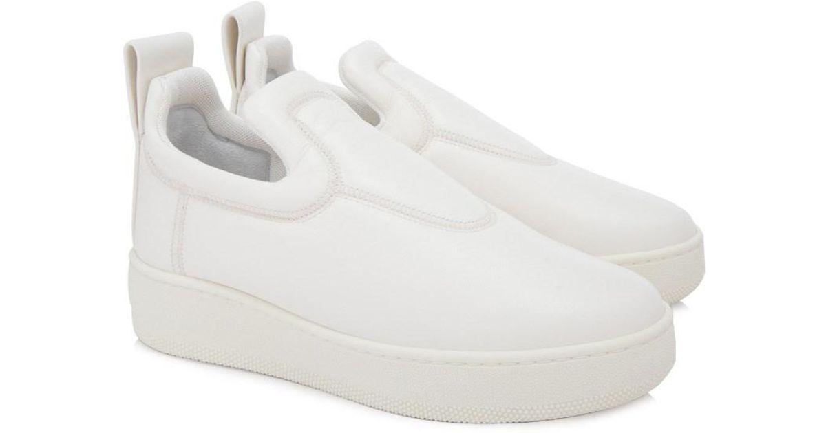 04f94da86ca Lyst - Céline Céline Pull On Sneakers in White