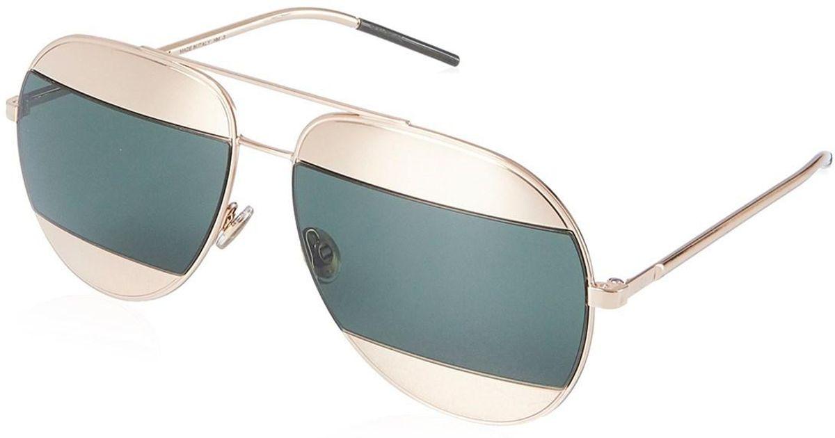 c3cdb90d8415 Lyst - Dior Sunglasses Gold 10005985 in Metallic for Men