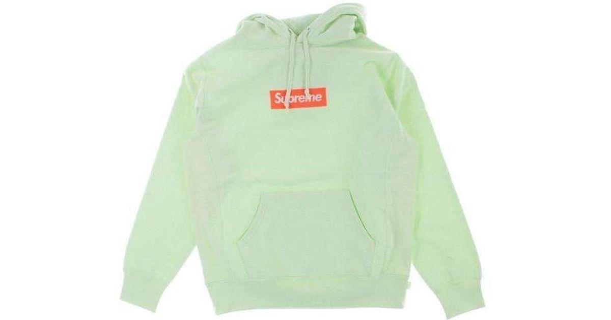 fa7d2b57f524 green supreme hoodie
