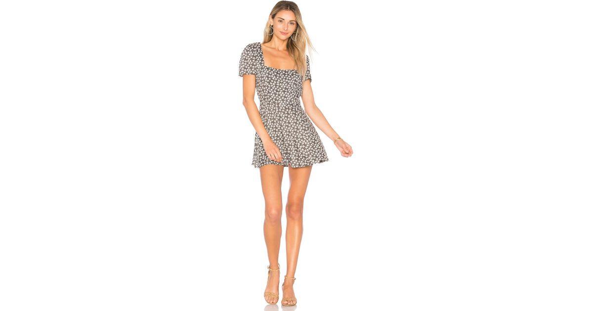 9f0d7ff81dc0d Flynn Skye Maiden Mini Dress - Lyst