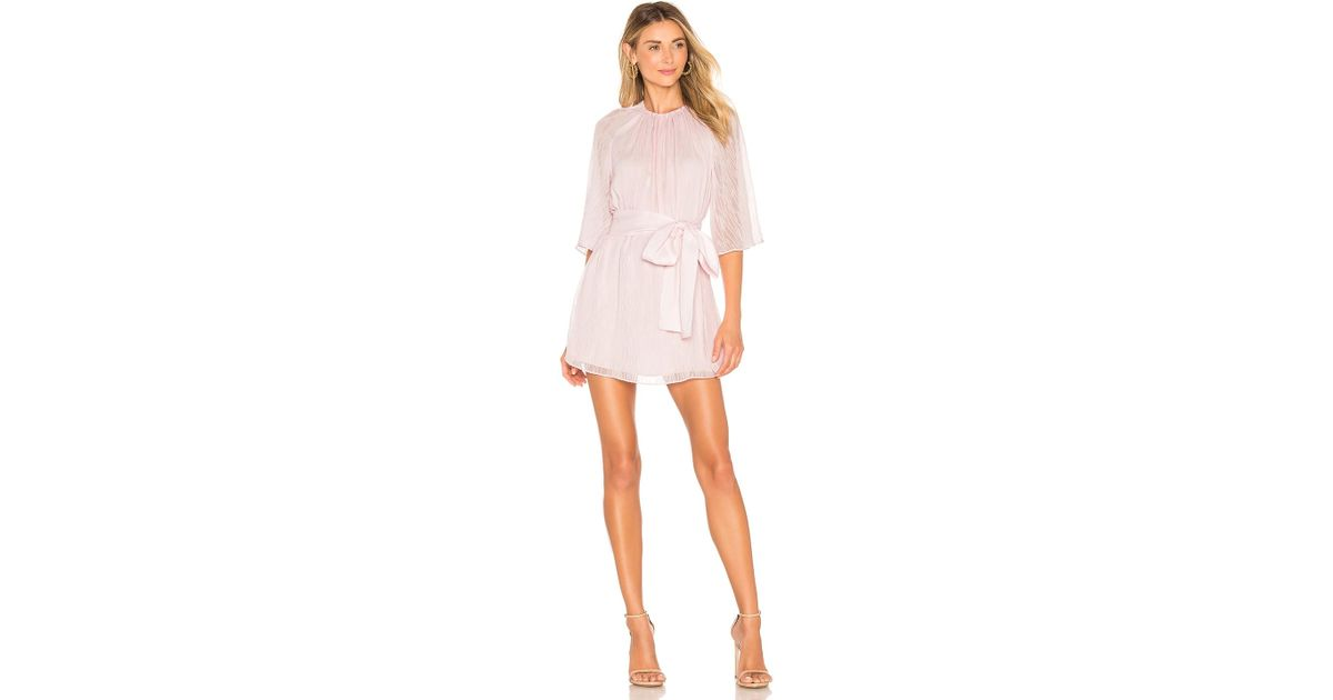 0d2510abae8 Lyst - House Of Harlow 1960 X Revolve Gabriel Dress in Pink
