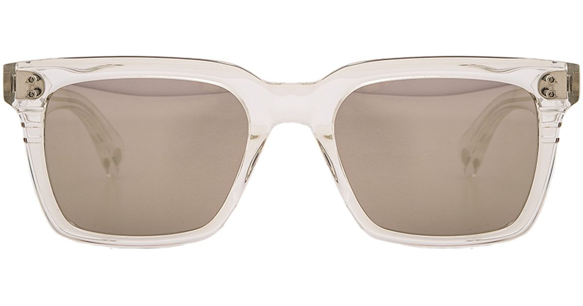 1dd1ac94321 Lyst - DITA Sequoia Sunglasses in Gray