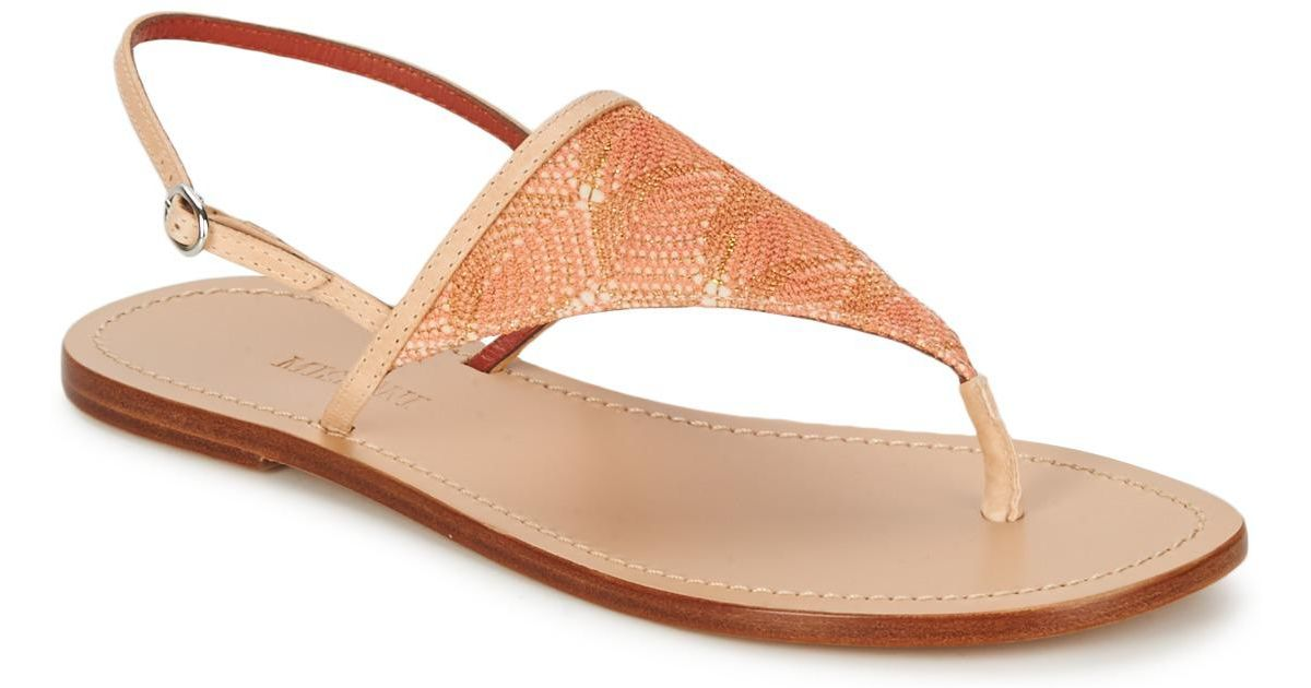 Wholesale Price Cheap Online Cheap Price Cost Missoni XM034 women's Sandals in Discount Inexpensive Discount Enjoy Buy Cheap Good Selling 3ApNm0O