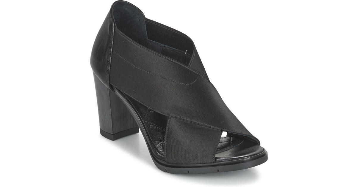 1dce4114607756 Hispanitas Darete Sandals in Black - Lyst