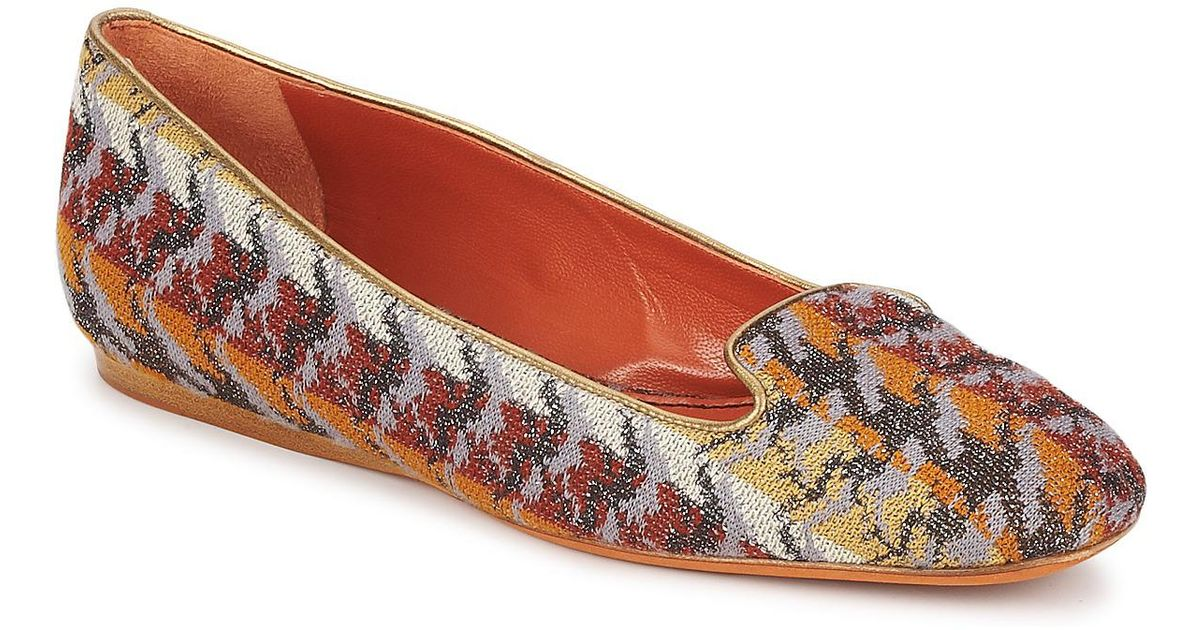 Cheapest Missoni WM004 women's Loafers / Casual Shoes in With Credit Card Online 2z9Jchu3F