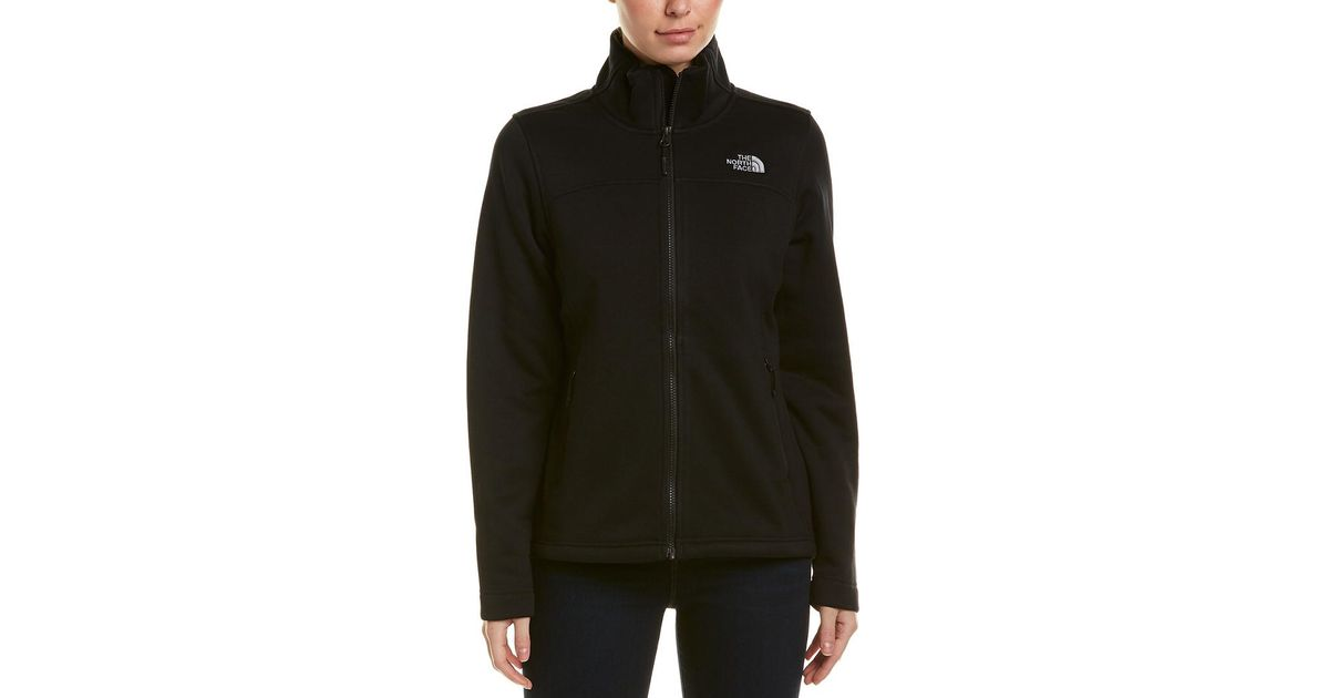 0ea871e1ceb3 Lyst - The North Face Timber Full Zip Fleece Jacket in Black