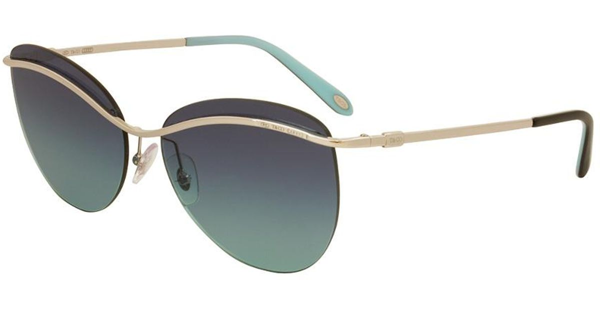 e8f7ba78d7c2 Lyst - Tiffany   Co Women s Tf3057 60mm Sunglasses