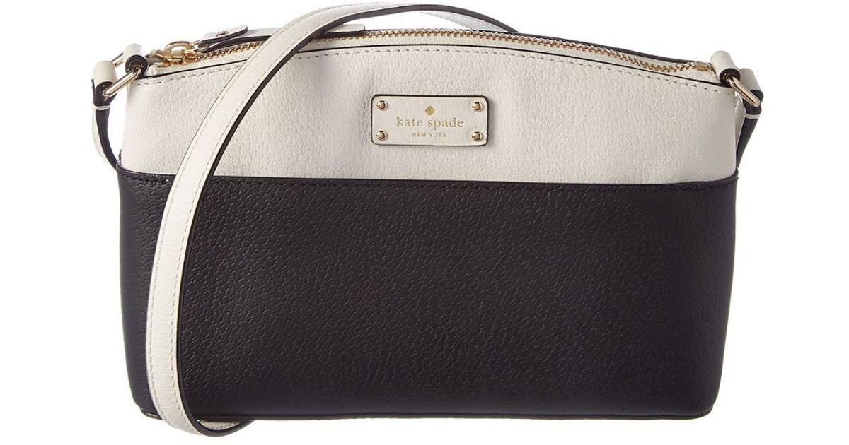 6eda0ffb8 Kate Spade Grove Street Millie Leather Crossbody - Lyst