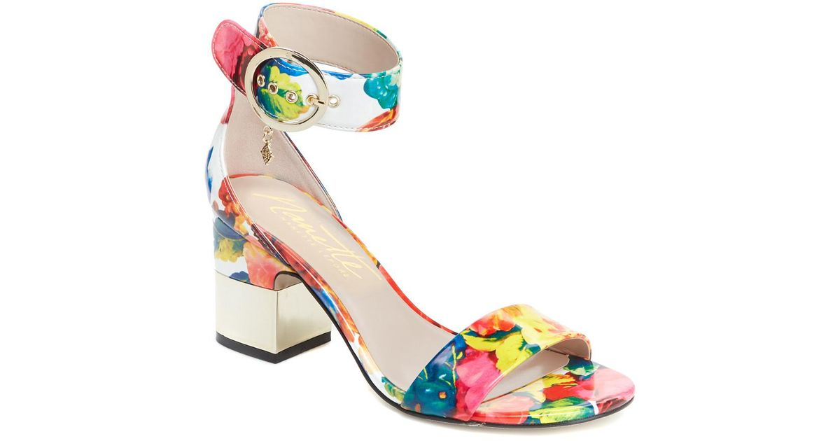 Nanette Lepore Thora Dress Sandals Women's Shoes