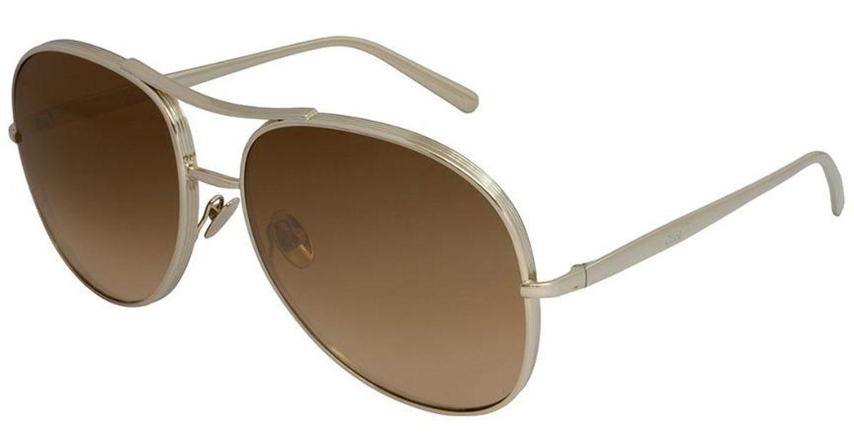 f70a6913c45 Chloé Ce127s 61mm Sunglasses - Lyst