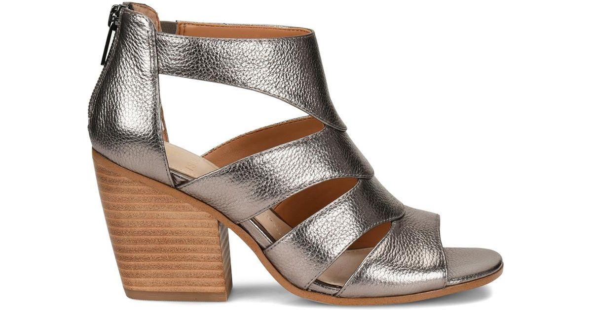 Isola Rona Block Heel Sandal (Women's) Huq3E1