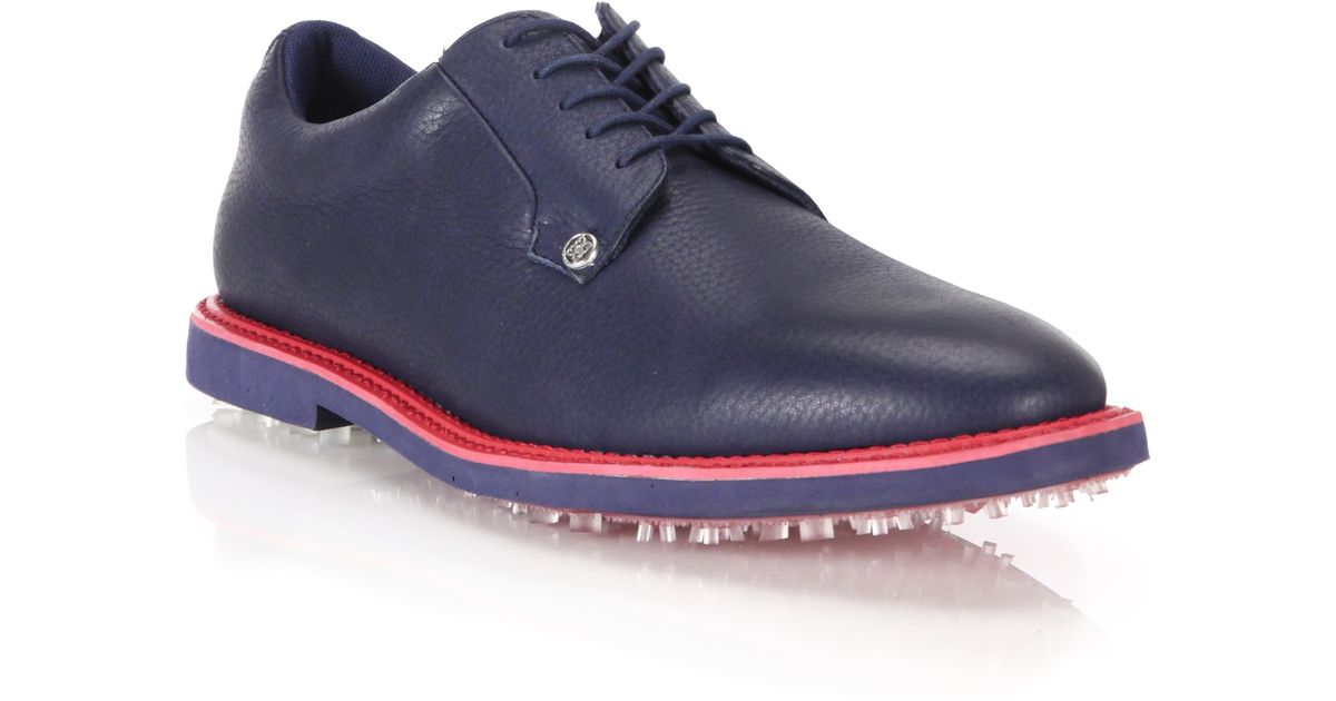 Lyst - G/Fore Striped Gallivanter Golf Shoes in Blue for Men