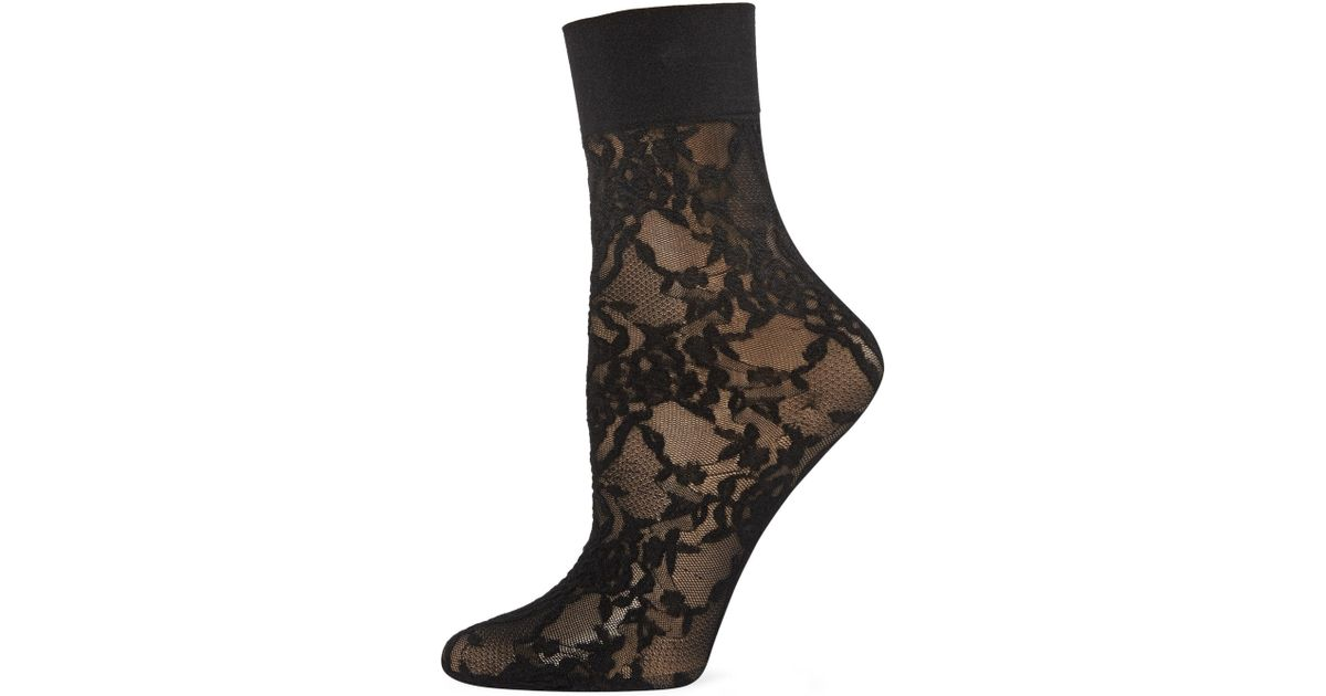 Image result for spanx lovely lace sock