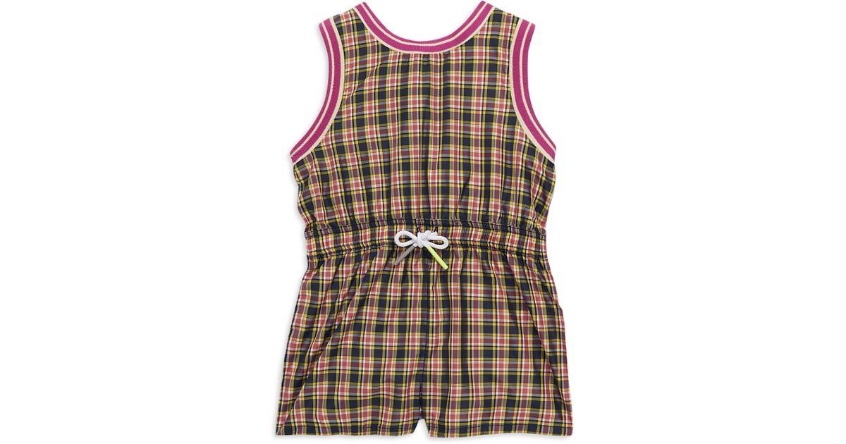 3d8357bc9e4 Burberry Little Girl s   Girl s Pollie Romper - Lyst