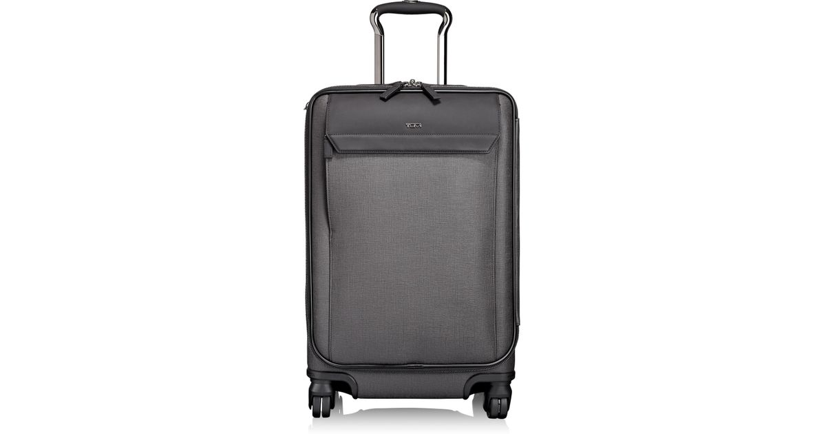 a135194828 Lyst - Tumi Ashton Arcadia International Expandable Carry-on Suitcase in  Gray for Men
