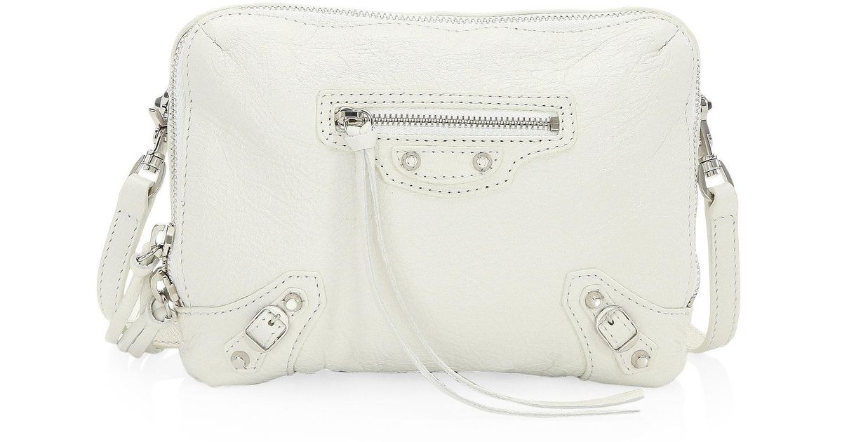 Womens Arena Leather Classic Reporter Extra-Small Bag Balenciaga iRYCy