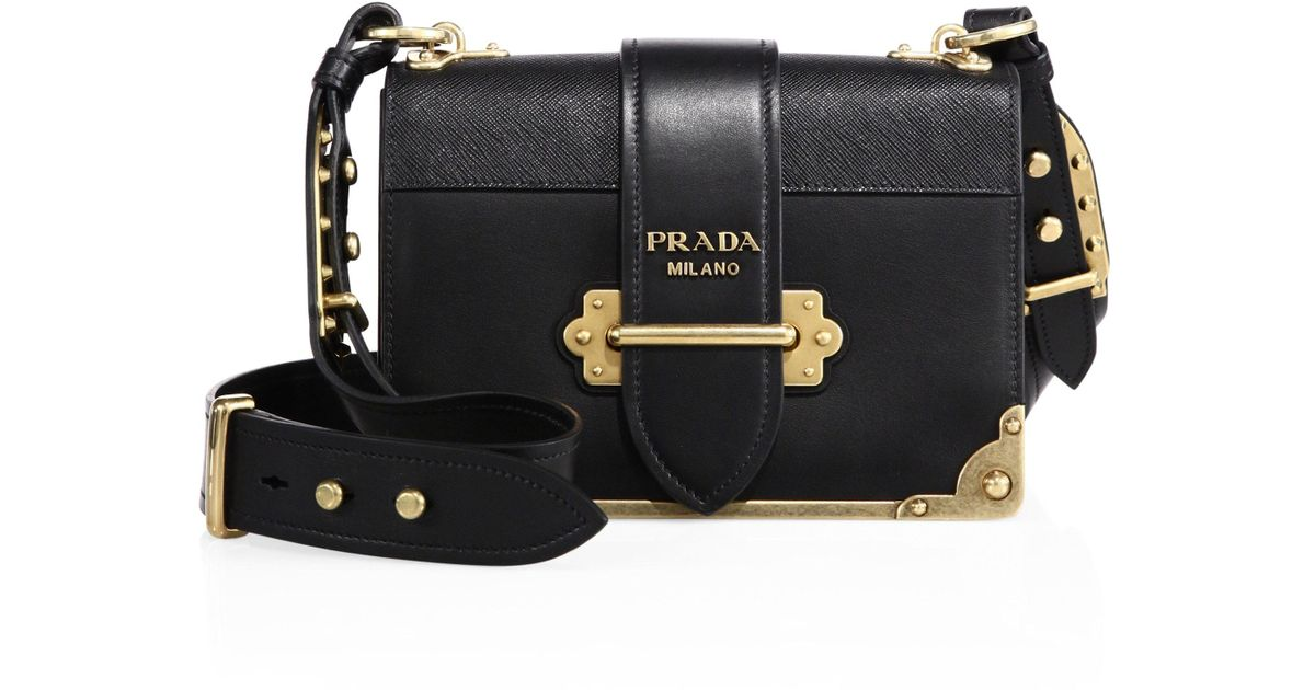 Nice Discount Good Selling Prada small Cahier bag Genuine Cheap Price New Lower Prices Limited Edition VkJme5KZW7