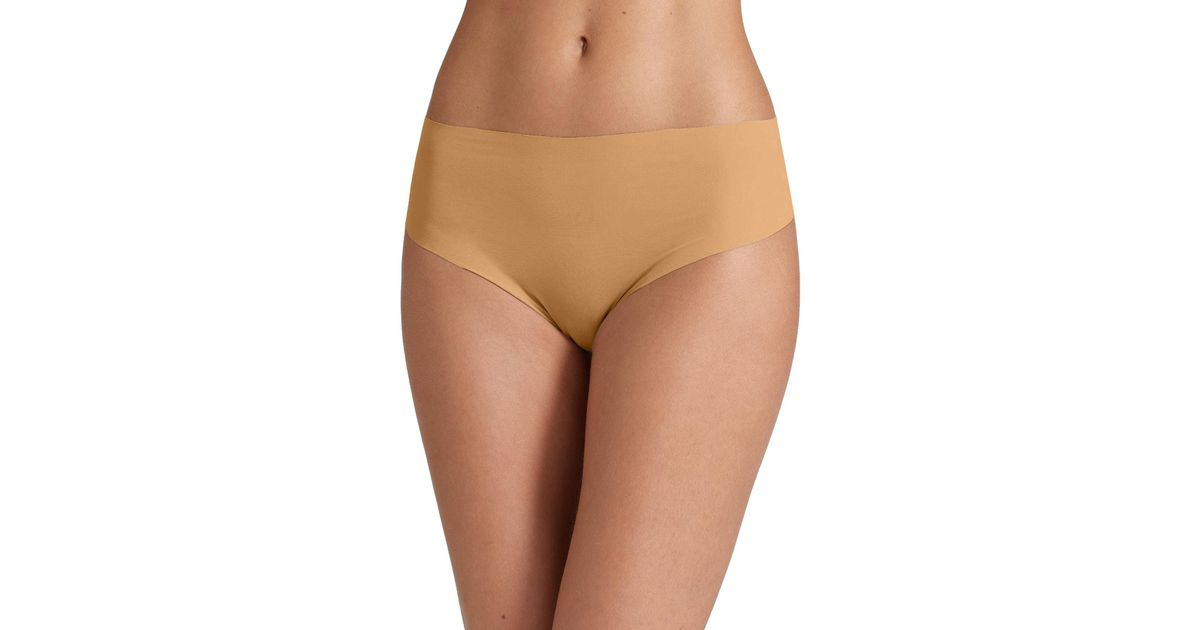 9467066a63 Lyst - Commando High-rise Thong in Natural