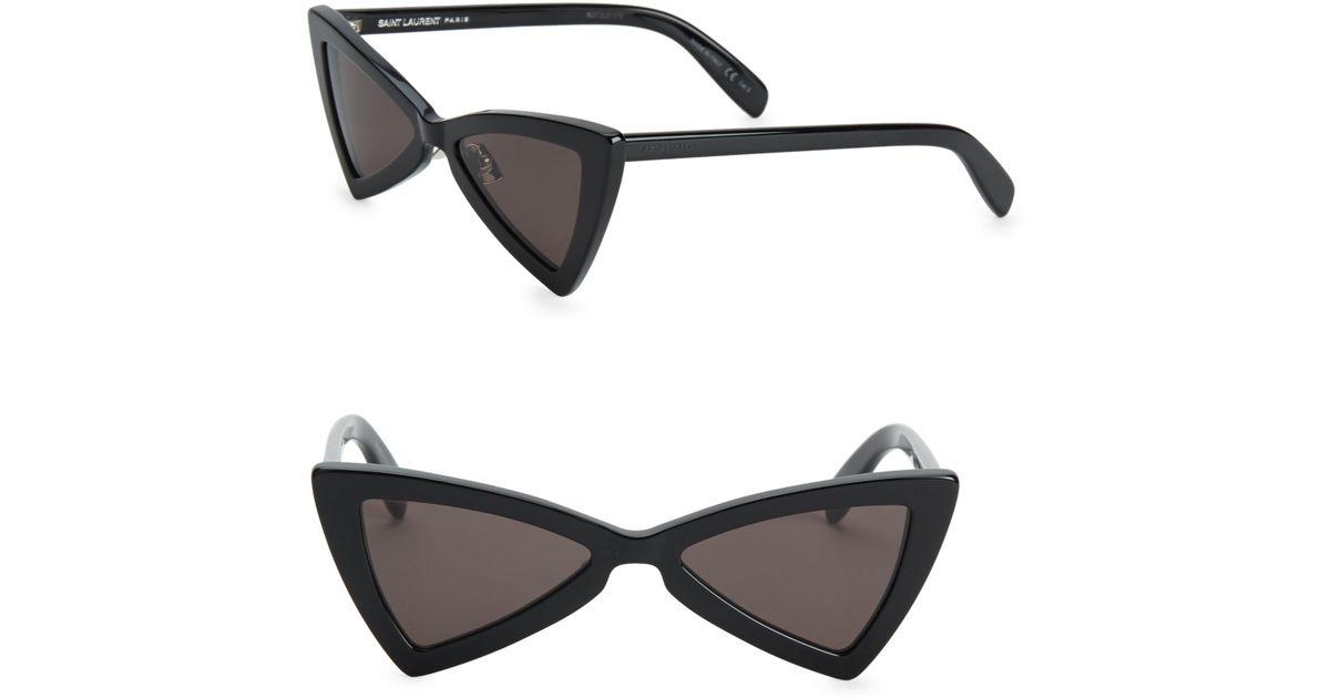 Womens SL241 Jerry Bat Sunglasses Saint Laurent fM6gW
