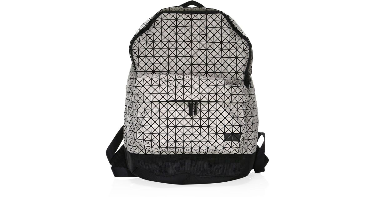 6f0e7a6e339d Lyst - Bao Bao Issey Miyake Men s Daypack Backpack - Matte Black in Natural  for Men