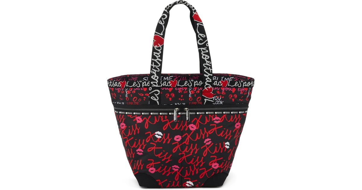 42b5886ded3a LeSportsac Women s Alber Elbaz X Large Manon Tote in Red - Lyst