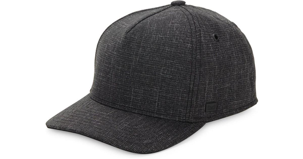 9e3e26f5b64 ... purchase lyst melin odyssey baseball cap in gray for men 6b115 55854